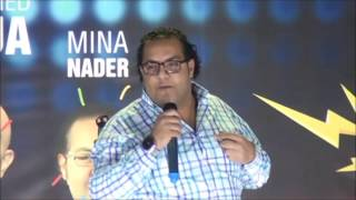 Egyptians in Kuwait - Bey2ollak Comedy Show V.2 - Part 3 Mina Nader