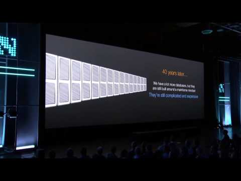 AWS re:Invent 2014 | Announcing Amazon Aurora for RDS