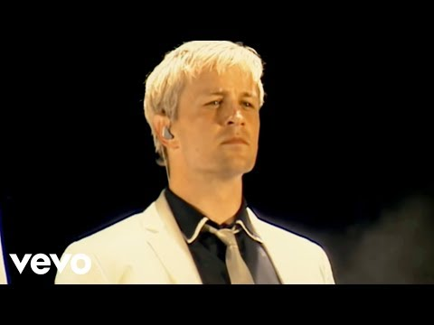 Westlife - You Raise Me Up (Live At Croke Park Stadium)