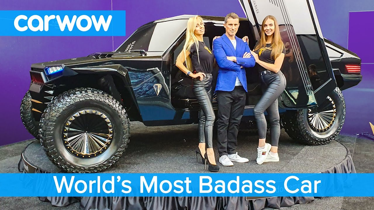 The most BADASS car in the world *Exclusive*