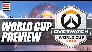 Overwatch League World Cup Preview - Can USA bring home a medal? | ESPN Esports