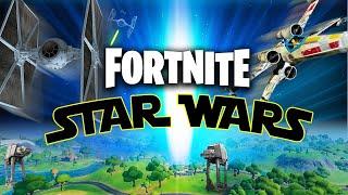 ES PASSIERT JETZT 😍 Star Wars LIVE EVENT | Fortnite x Aufstieg des Skywalkers Deutsch