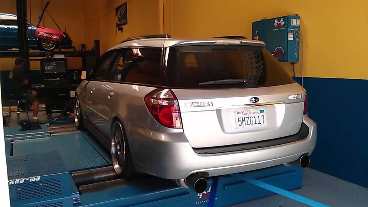 2005 subaru legacy wagon infamous performance dyno day part 2