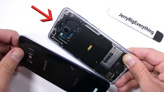 galaxy s8 teardown complete repair video