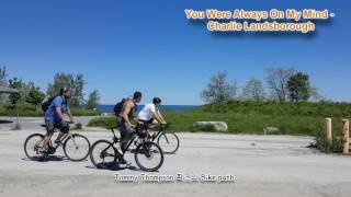 토론토 Woodbine Beach and Tommy Thompson bike trail
