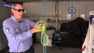 Disaster Management: How to Tie a Triple Fishermans & Prussic Knot - Search and Rescue