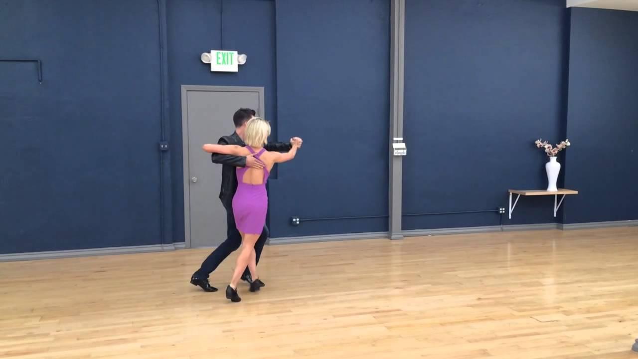 Meryl And Maks Freestyle