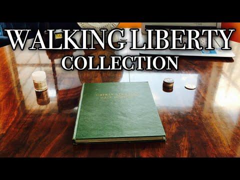 Walking Liberty Half Dollar Collection