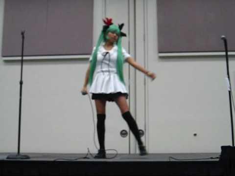 Fanime Karaoke 2009 - World Is Mine (Vocaloid2 - Hatsune Miku)