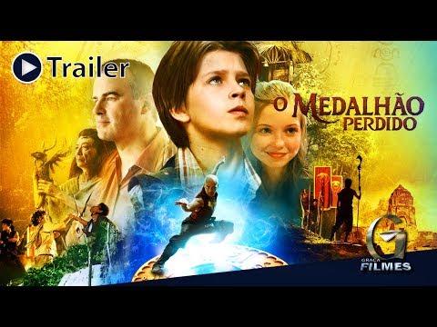 Trailer do filme Billy Stone e o Medalhão Mágico