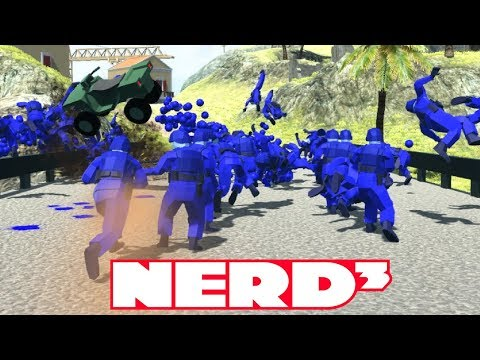 Nerd³ Recommends Ravenfield - Red Vs Blue