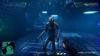 System Shock - Medical Level Full Gameplay 21 Minutes