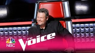 The Voice 2017   Outtakes  Shout Out to the Guy in the Chair (Digital Exclusive)