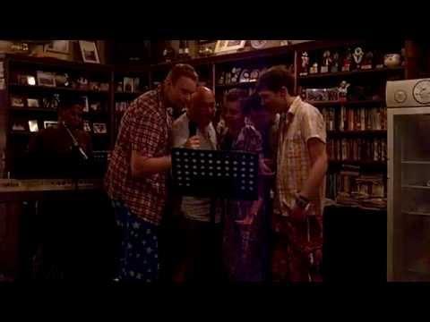 Borneo 2010 Karaoke singing