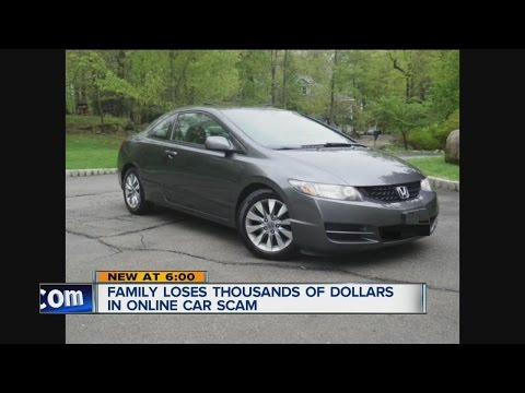 Cheap Car Scams On Craigslist