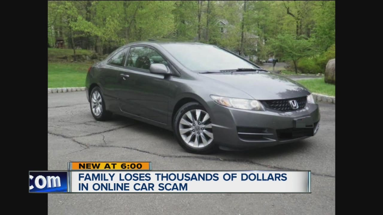 Family loses thousands in Craigslist scam - YouTube