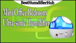 Mini Office Bedroom Ultra sonic Humidifier Review