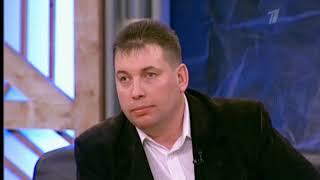 """""""Пусть говорят"""" Выпуск от 20. 12. 2012 года"""