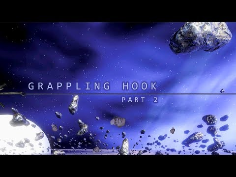 Swinging with the Asteroids VR Grappling Hook – Part 2