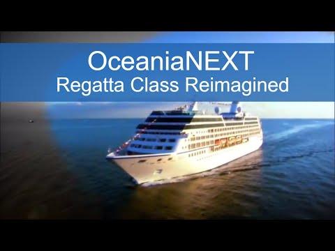 OceaniaNEXT - Oceania's Fleet Reimagining and Refurbishment