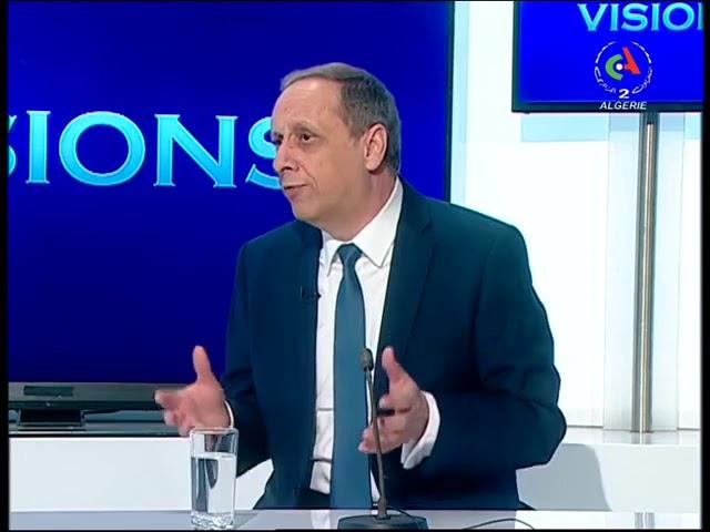 06-03-2020-canal Algérie   مداخلة الدكتور سفيان جيلالي على قناة