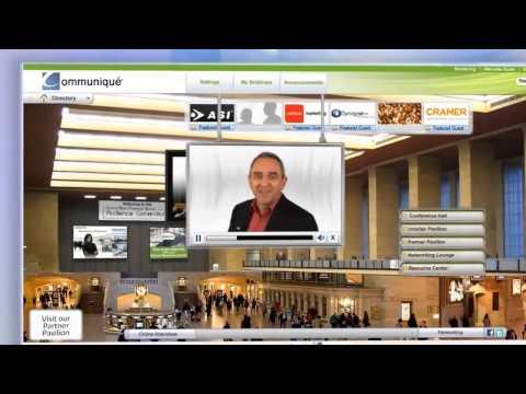 Virtual Trade Show Software Platform