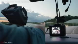 Sho-me Combo Smart Signature: Тест на ручные радары