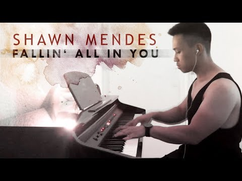 Shawn Mendes - Fallin' All In You (piano cover by Ducci)