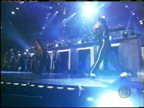 Michael Jackson & Slash - Beat it (Live At Michael Jacksons 30th anniversary Concert).