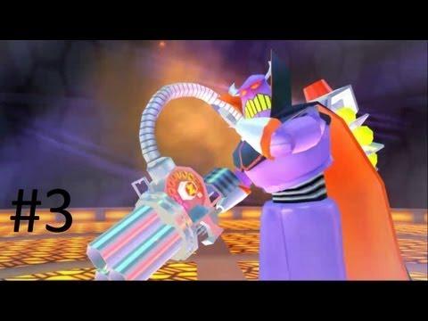 Toy story 3 partie 3 : Le jeu dans le jeu