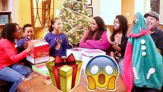 HUGE CHRISTMAS GIFT SURPRISES! - Onyx Family