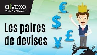 Les paires de devises | Alvexo™