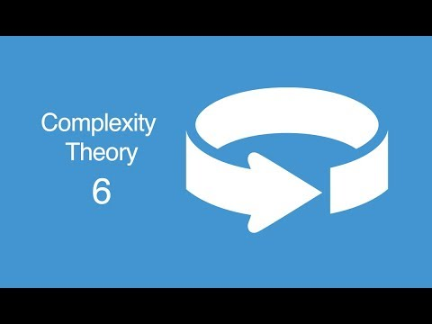 Complexity Science: 4 Systems Theory