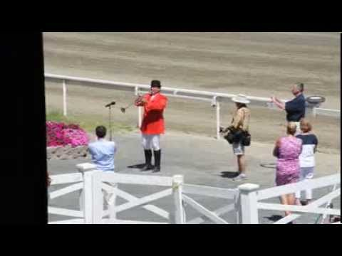 Call to Post at Suffolk Downs