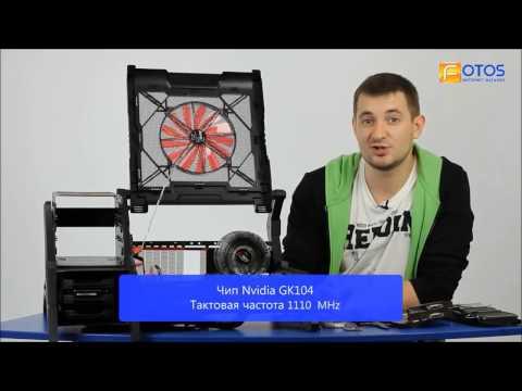 Видеокарта MSI GeForce GTX680. Купить видеокарту для игр и оверклокинга.