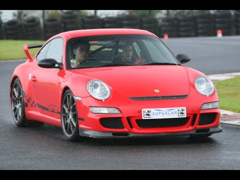 Racing a Porsche