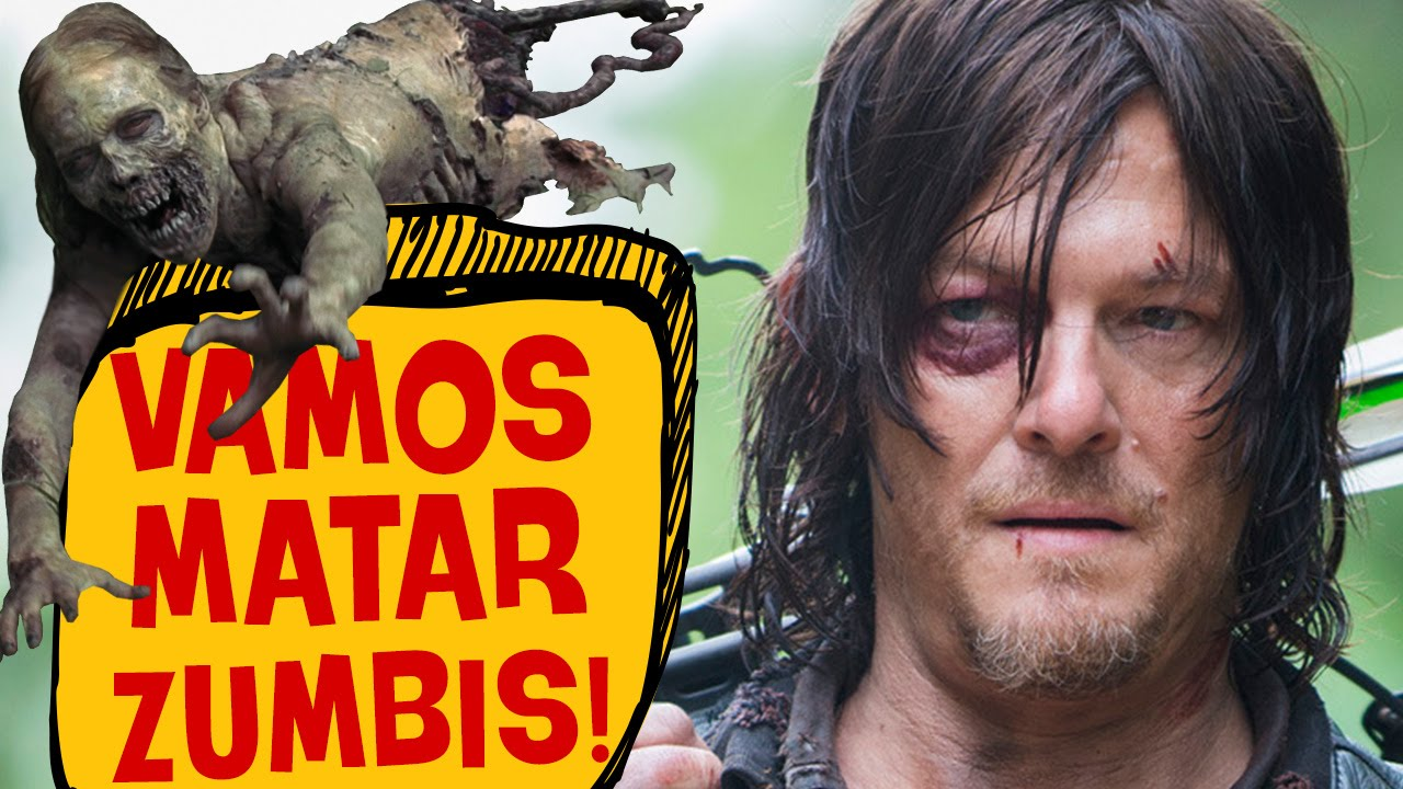 5 MAIORES MATADORES DE THE WALKING DEAD!