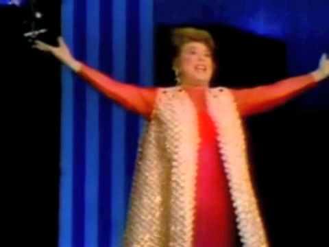 ETHEL MERMAN 1972 Tony Awards - Everything's Coming Up Roses