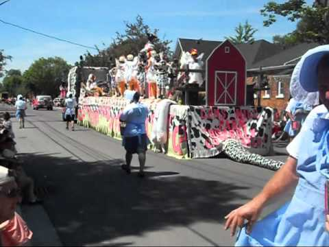 Canada Day Parade - Port Dover