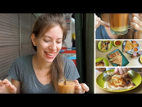 Breakfast in Singapore
