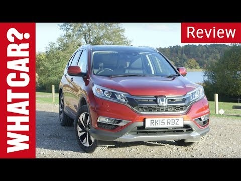 Honda CR-V review - www.whatcar.com