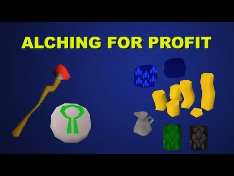 OSRS - Alching for Profit!