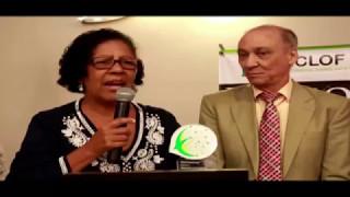 Eclof Dominicana reconoce a Esperanza Lora por sus tres períodos como presidente del Consejo
