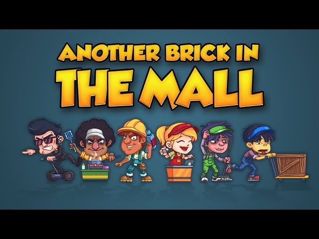 Another Brick in The Mall - Available Now!