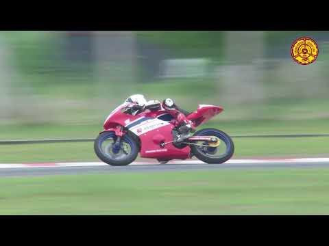 MRF MMSC fmsci INMRC 2017   Round 2   SS Indian upto 165cc Race 1