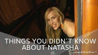 6 things you didn't know about me | Natasha Bedingfield