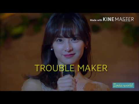 Fight for my way MV || Trouble maker [ Thanks for 700+ sub 😍]