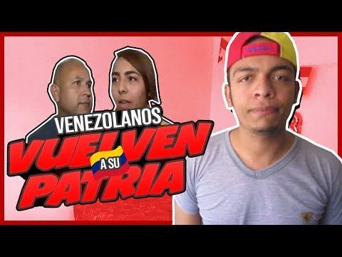 ¡LOS VENEZOLANOS VUELVEN A SU PATRIA!   CIRCO DEL MADURISMO   VENEZOLANO EN PERÚ