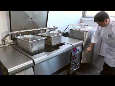 Bratt pan with lift advancia plus youtube - Bonnet thirode grande cuisine ...