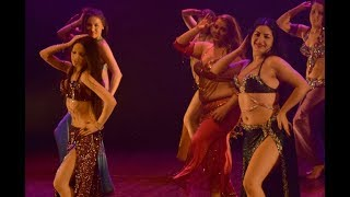 Mally Wanna Mally | Belly dance with Agnes' students at Layali, Sweden 2015